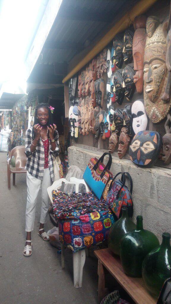 Lekki Arts and Crafts Market