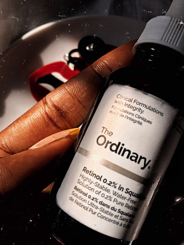 The Ordinary Retinol 2% In Squalane Review WanShyGirl